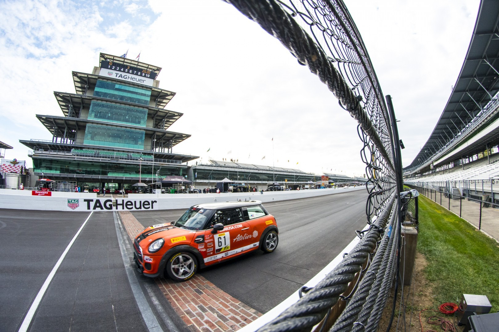 MINI JCW Team Takes Back-to-Back Manufacturers' Titles in SRO TC America