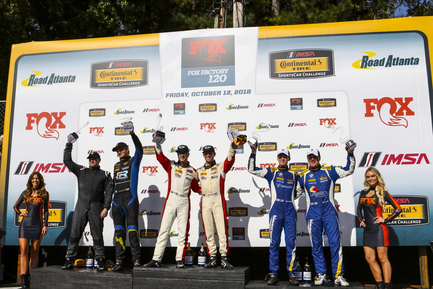 MINI JCW Team Takes the Manufacturers' Championship in IMSA Continental Tire SportsCar Challenge ST