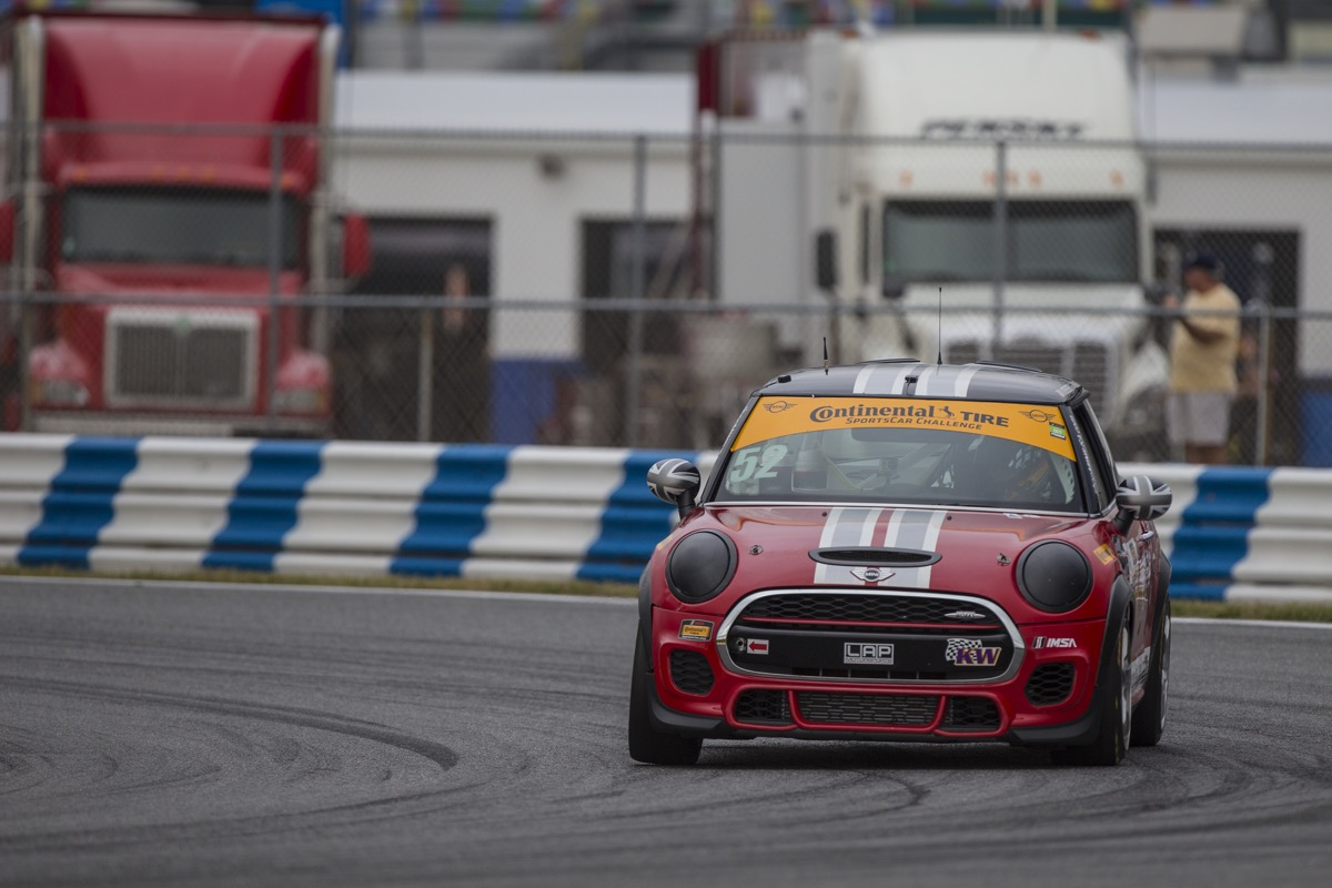 MINI JCW Team Ready To Roar at Daytona