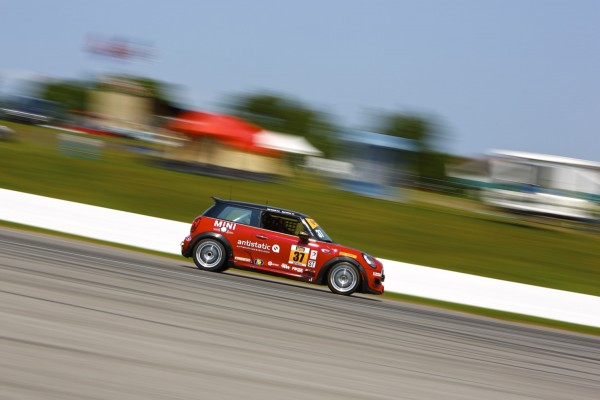 MINI John Cooper Works Racing Team partners with Antistatic Design