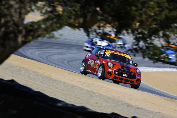 Join us at the MINI Cooper Car Corral May 1-3 At Laguna Seca