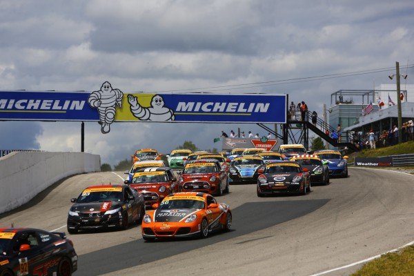 MINI Finishes 4th at Canadian Tire Motorsports Park