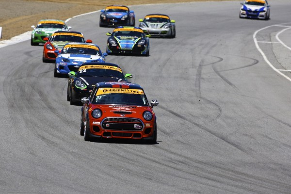 Mini John Cooper Works Team