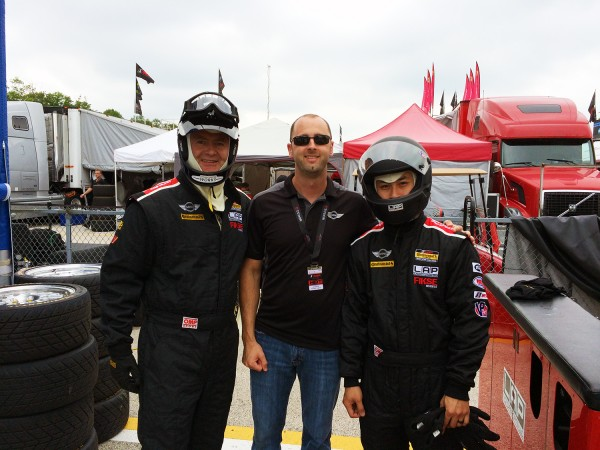 Thank you to our Road America Crew